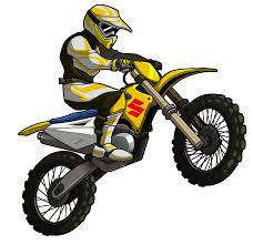 Moto-Jumping Game game