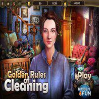 Golden-Rules-Cleaning game