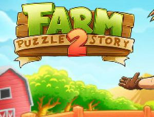 Farm Puzzle Story game