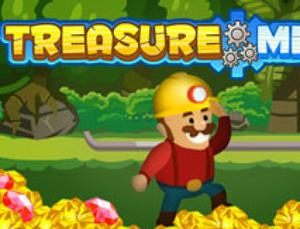 Treasure Miner game