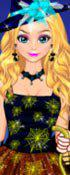 play Elsa And Snow White Halloween Dress Up