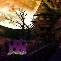 play Halloween Fairy Girl Rescue
