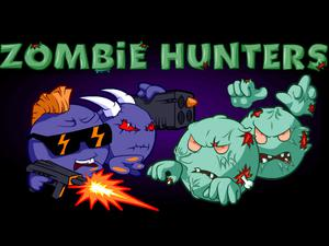 play Zombie Hunters Arena