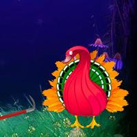 play Crazy Turkey Forest Escape