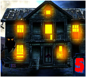 Horror-Escape-5 game