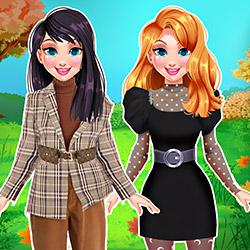 Annie Fall Trends Blogger Story game