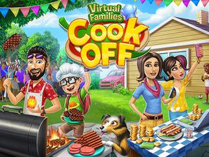 play Virtual Families Cook Off