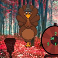 play Magical Turkey Jungle Escape