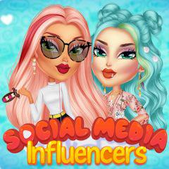 Social Media Influencers | Doll Games | Free Girl Games @ Gamezhero.Com game