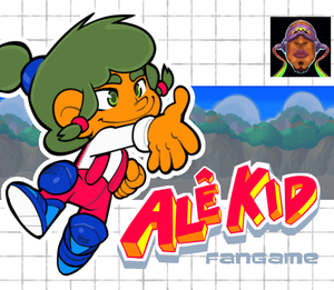 play Alexander Kid (Fangame)