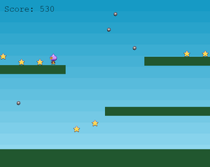 play Simple Platform Game