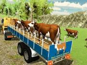 Offroad Animal Truck Transport game