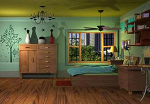 play Rooms In The House Escape 2