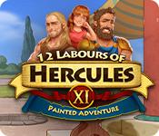 12 Labours Of Hercules Xi: Painted Adventure game