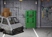 Garage Machine Room Escape game