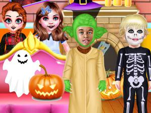 play Baby Taylor Halloween Adventure