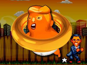 play Tappy Flappy Trump