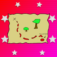 play G2J Find The Map From Forest