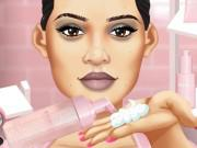 Kylie Beauty Routine game