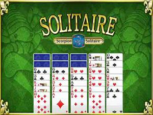 Scorpion Solitaire game
