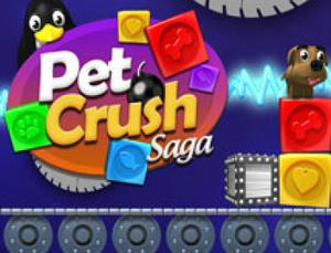 Pet Crush Saga game