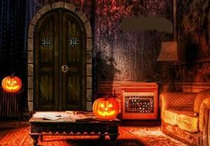 Escape From Halloween Palace game