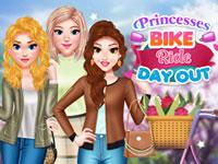 Princesses Bike Ride Day Out game