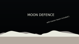 play Moon Defence