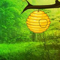 Enchanting Forest Trees Escape game