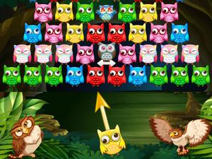 Owl Shooter game