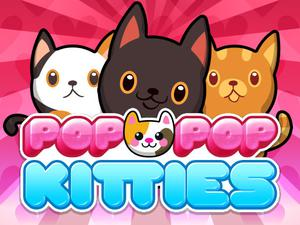 Pop Pop Kitties game