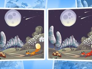 Find Seven Differences game