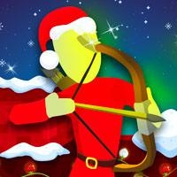 play Christmas Castle Defense