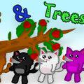 Cats And Trees game