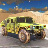 Military Vehicles Simulator game