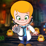 play Overjoyed Physician Escape