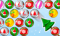 Bubble Game 3: Christmas Edition game