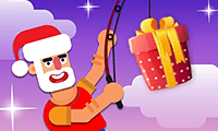 Christmasfishing.Io game