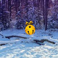 play Beg Escape From Snow Christmas Forest