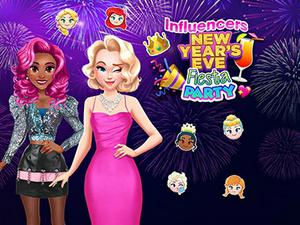 play Influencers #Newyearseve Fiesta Party