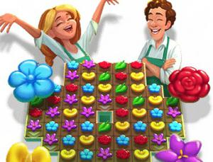 Garden Bloom game