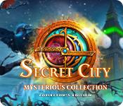 play Secret City: Mysterious Collection Collector'S Edition