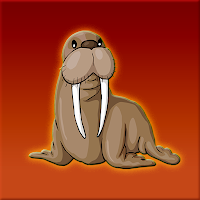 Cute-Walrus-Escape game