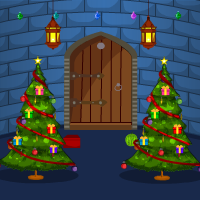 Christmas Party Room Escape game