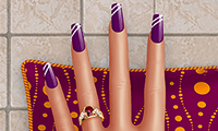 Fashion Nail Art game
