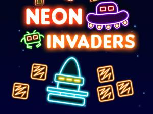 play Neon Invaders