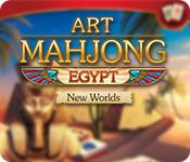 Art Mahjong Egypt: New Worlds game
