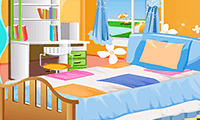 Kids Bedroom Decoration game