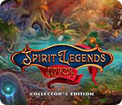 Spirit Legends: Finding Balance Collector'S Edition game