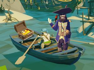 play Pirate Adventure